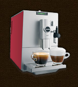 JURA ENA 7 Coffe Chery Red