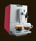JURA ENA 5 Coffe Cherry Red
